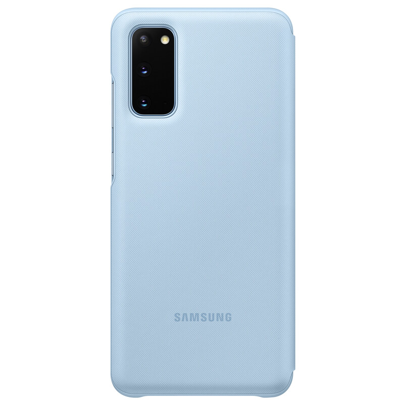 Samsung Book Tasche LED View Galaxy S20