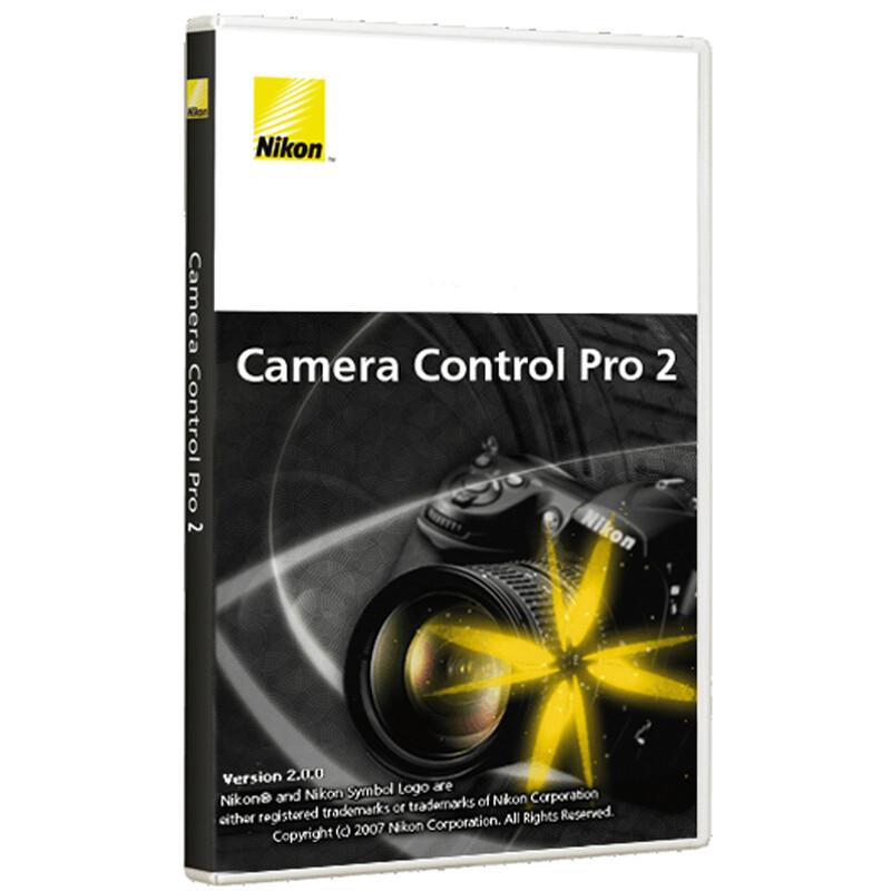 Nikon Camera Control 2 Upgrade