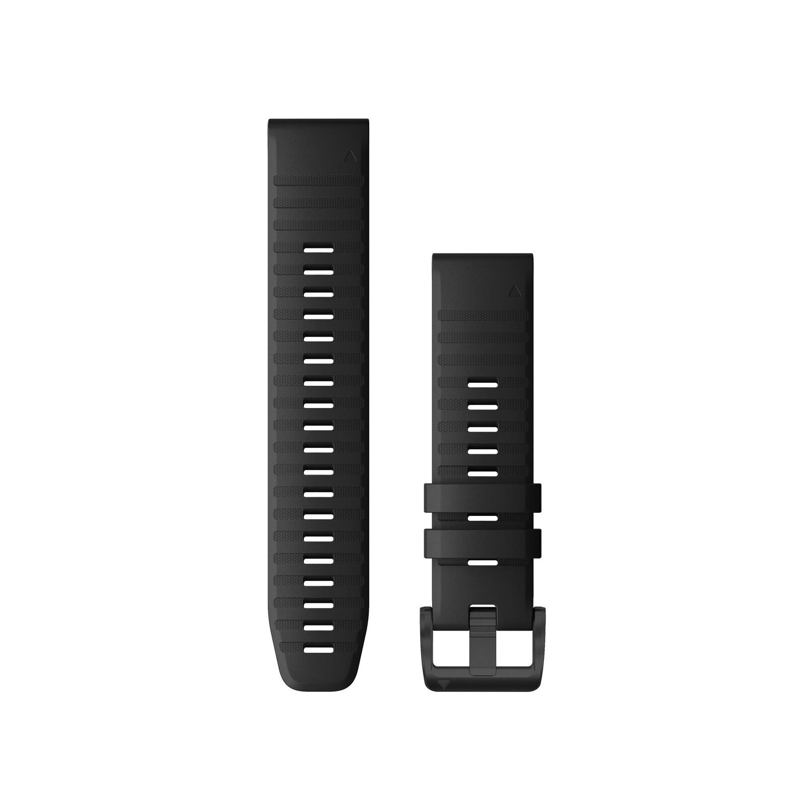 Garmin QuickFit 22 Uhrenband Silikon Schwarz