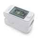 Emporia Fingerclip-Pulsoximeter mit OLED-Farbdisplay