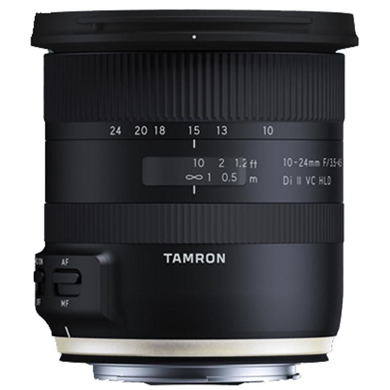 Tamron 10-24/3,5-4,5 Di II VC HLD Nikon