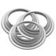 walimex 3er Set Softboxadapter Hensel EH/ Richter