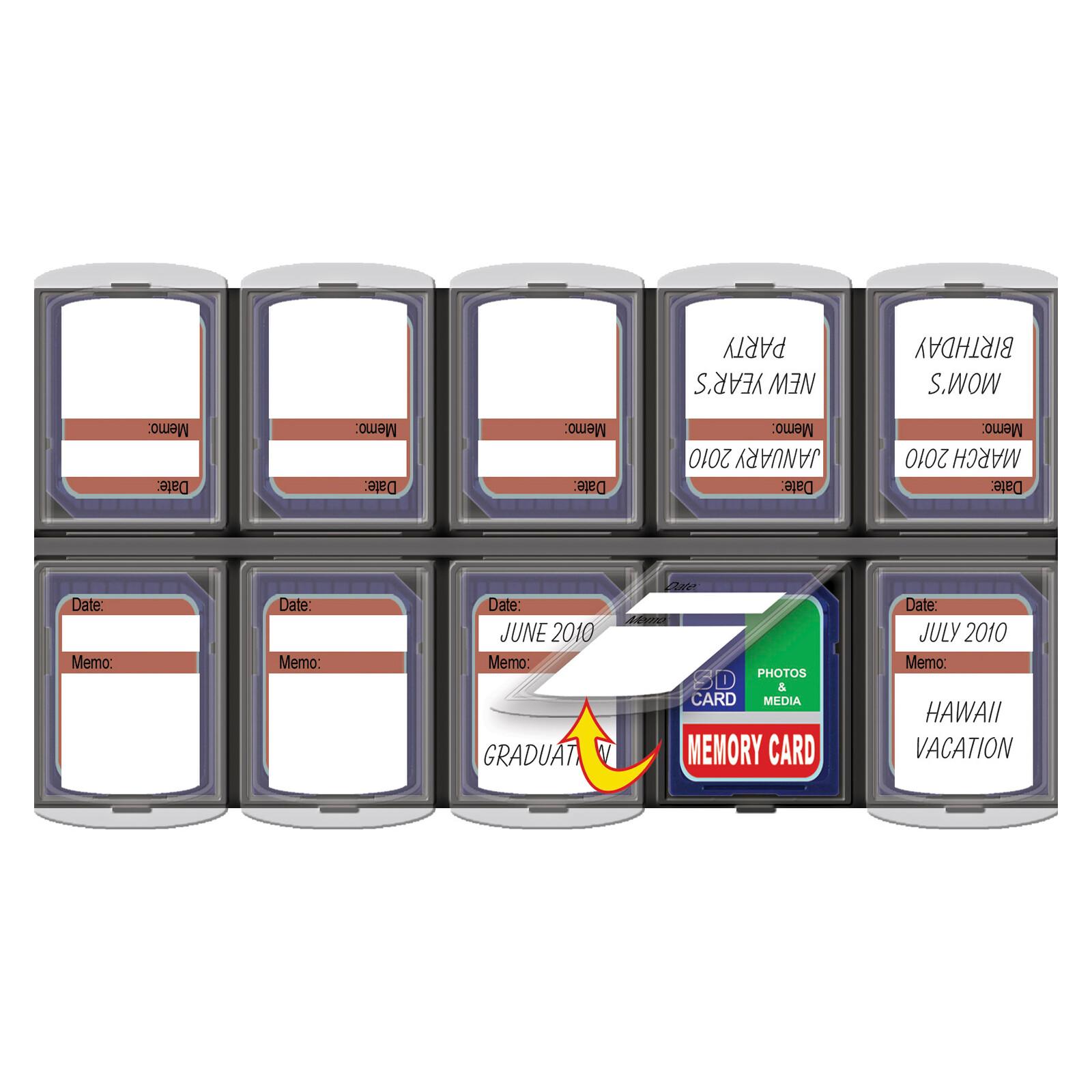 Bilora SD Card Organizer 160