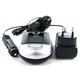 AGI 79666 Ladegerät Sony ALPHA SLT-A33
