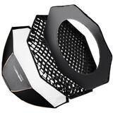 walimex pro Octagon Softbox PLUS OL Ø90 pro&K