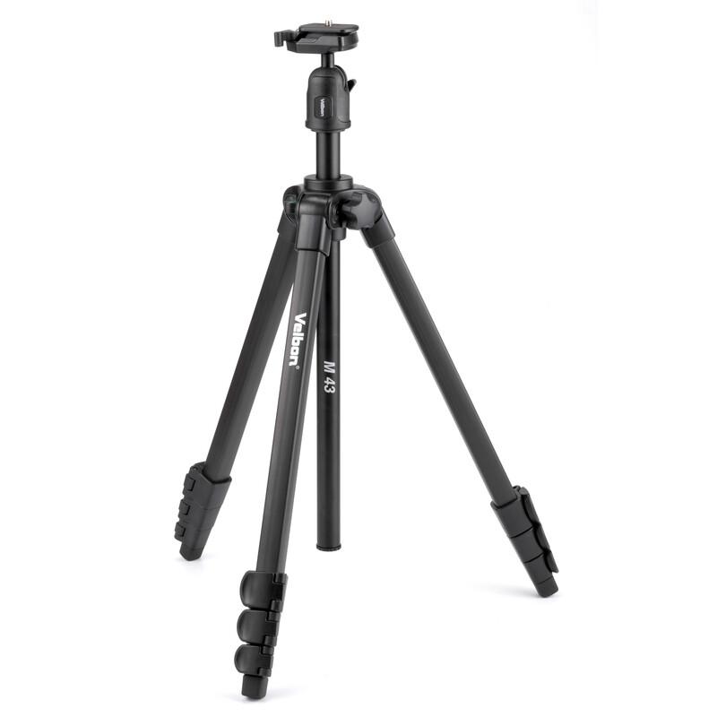 Velbon M43 mit Kugelkopf