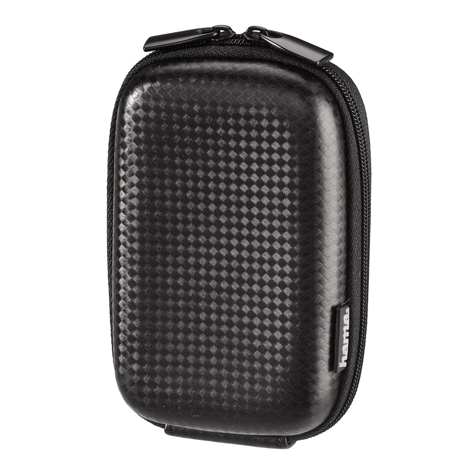 Hama 23139 Hard Case Carbon Style 60H Schwarz