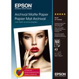 Epson S041344 Archival Matte Papier A3 50Bl.