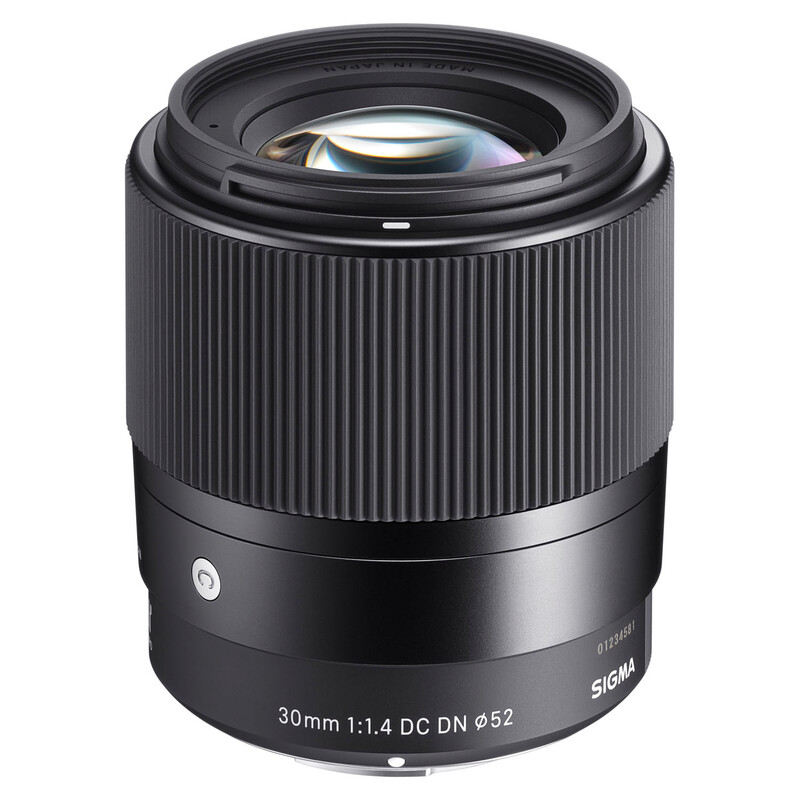 Sigma 56/1,4 DC DN MFT