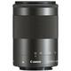 Canon EF-M 55-200/4,5-6,3 IS STM schwarz + UV Filter