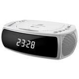 Silva CCD 16 Uhrenradio USB Weiß