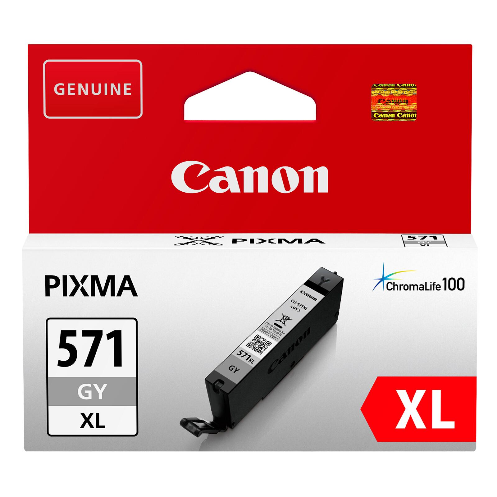 Canon CLI-571XLGY Tinte Grey