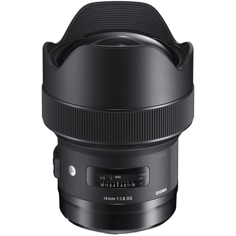 Sigma ART 14/1,8 DG HSM Canon