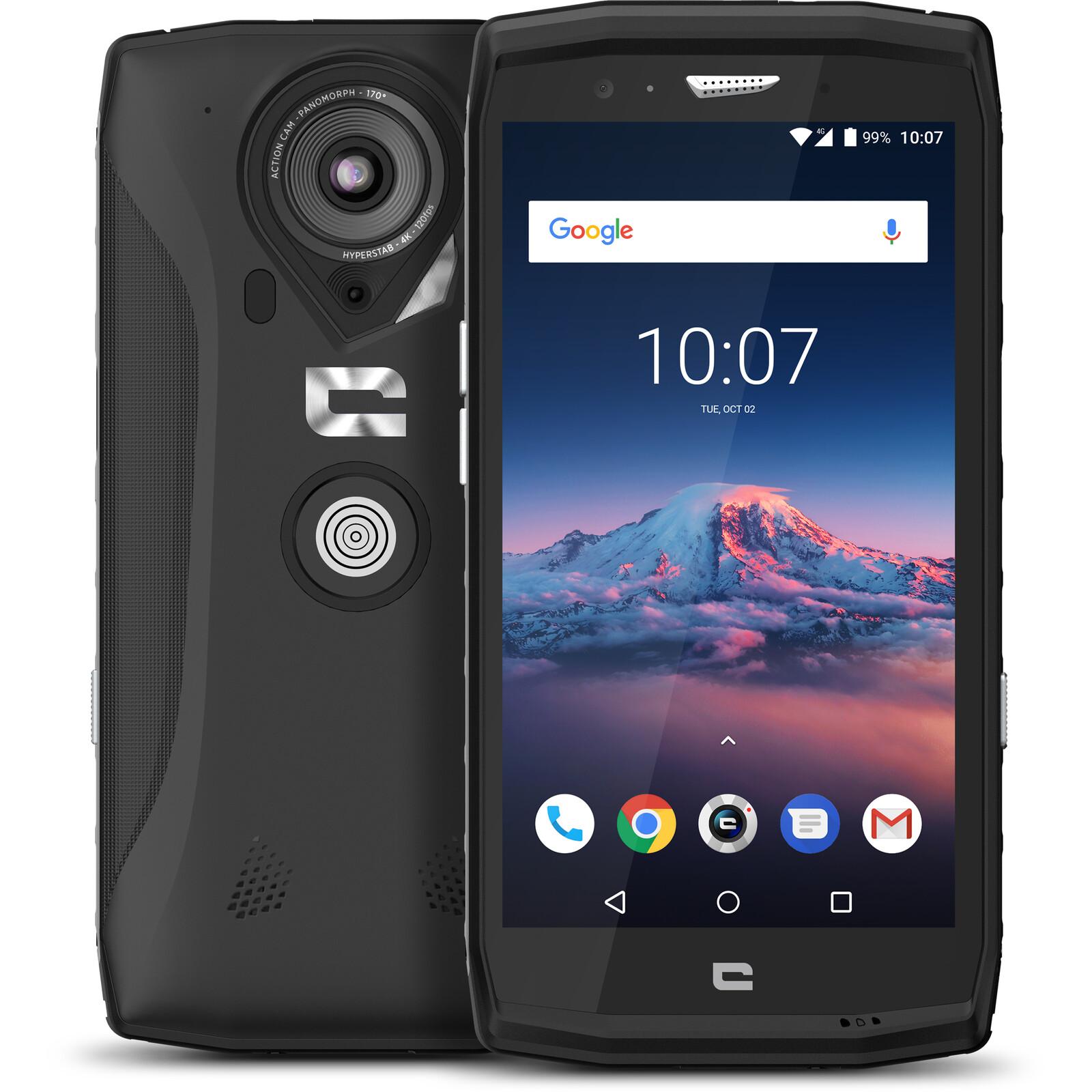 Crosscall Trekker X4 black Outdoor Smartphone