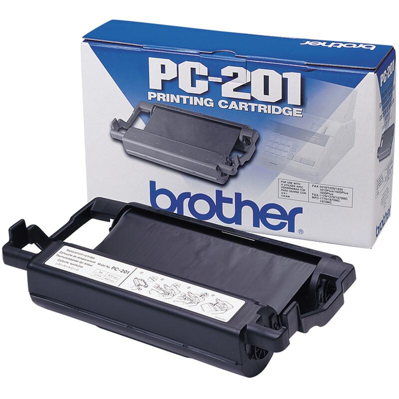 Brother PC-201 Thermotransferkit