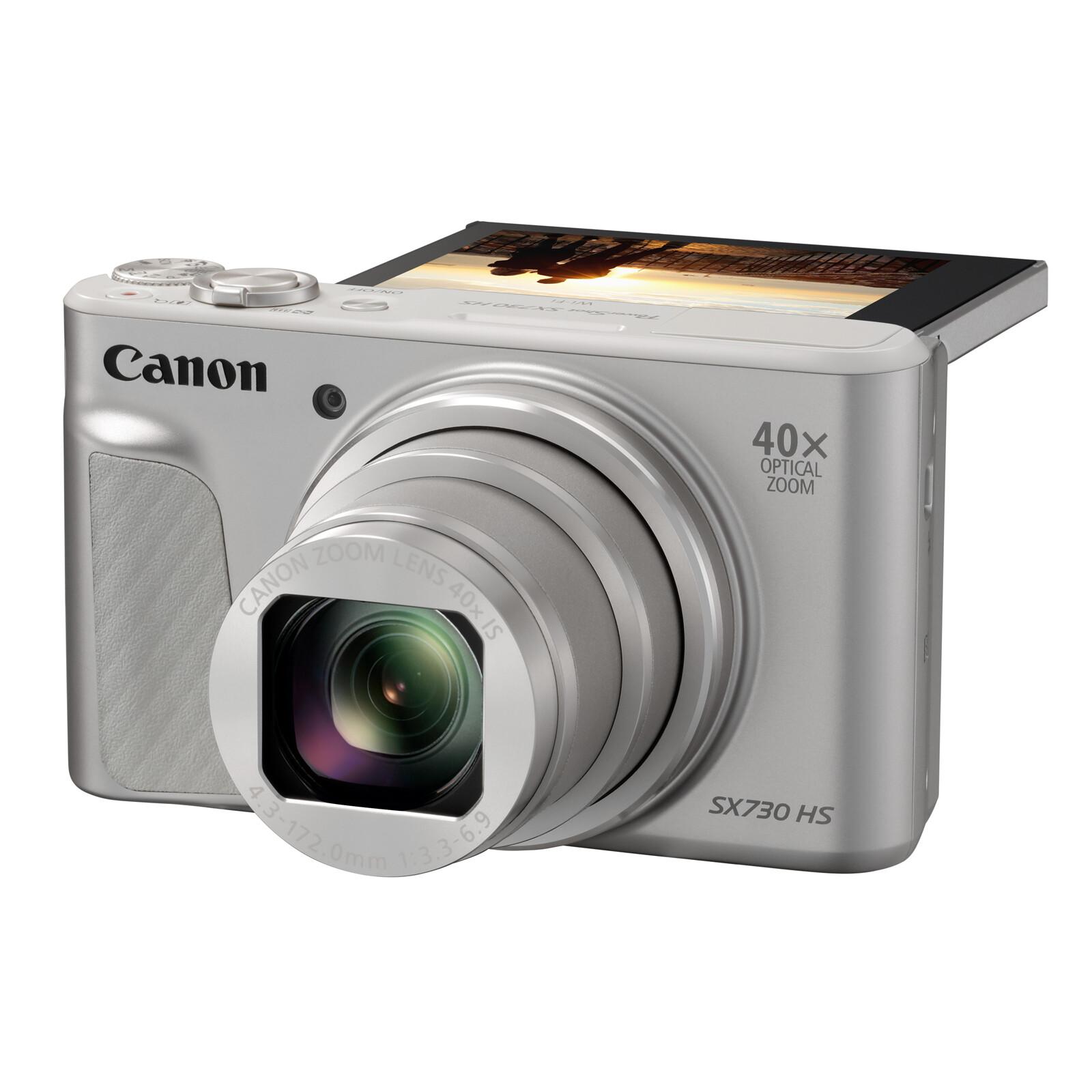 Canon PowerShot SX730 HS Silber