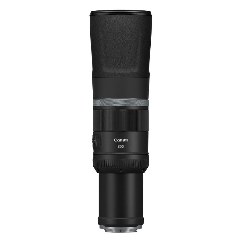 Canon RF 800/11 IS STM + UV Filter