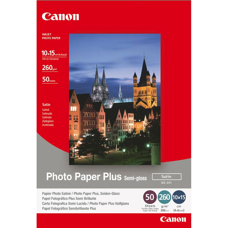 Canon SG-20110x15 50Bl 260g Semiglossy