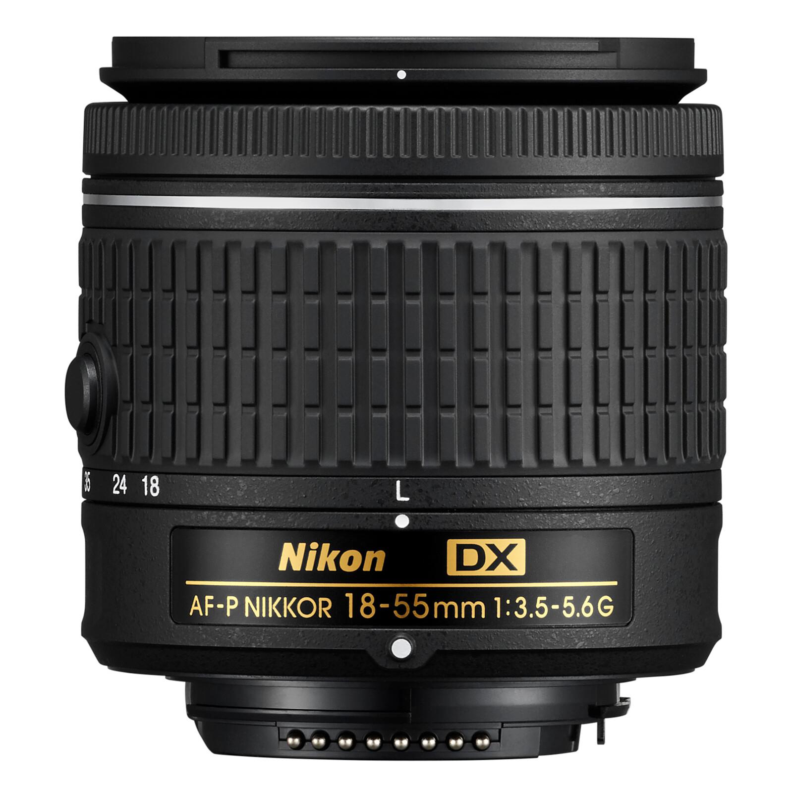 Nikkor AF-P DX 18-55/3,5-5,6G