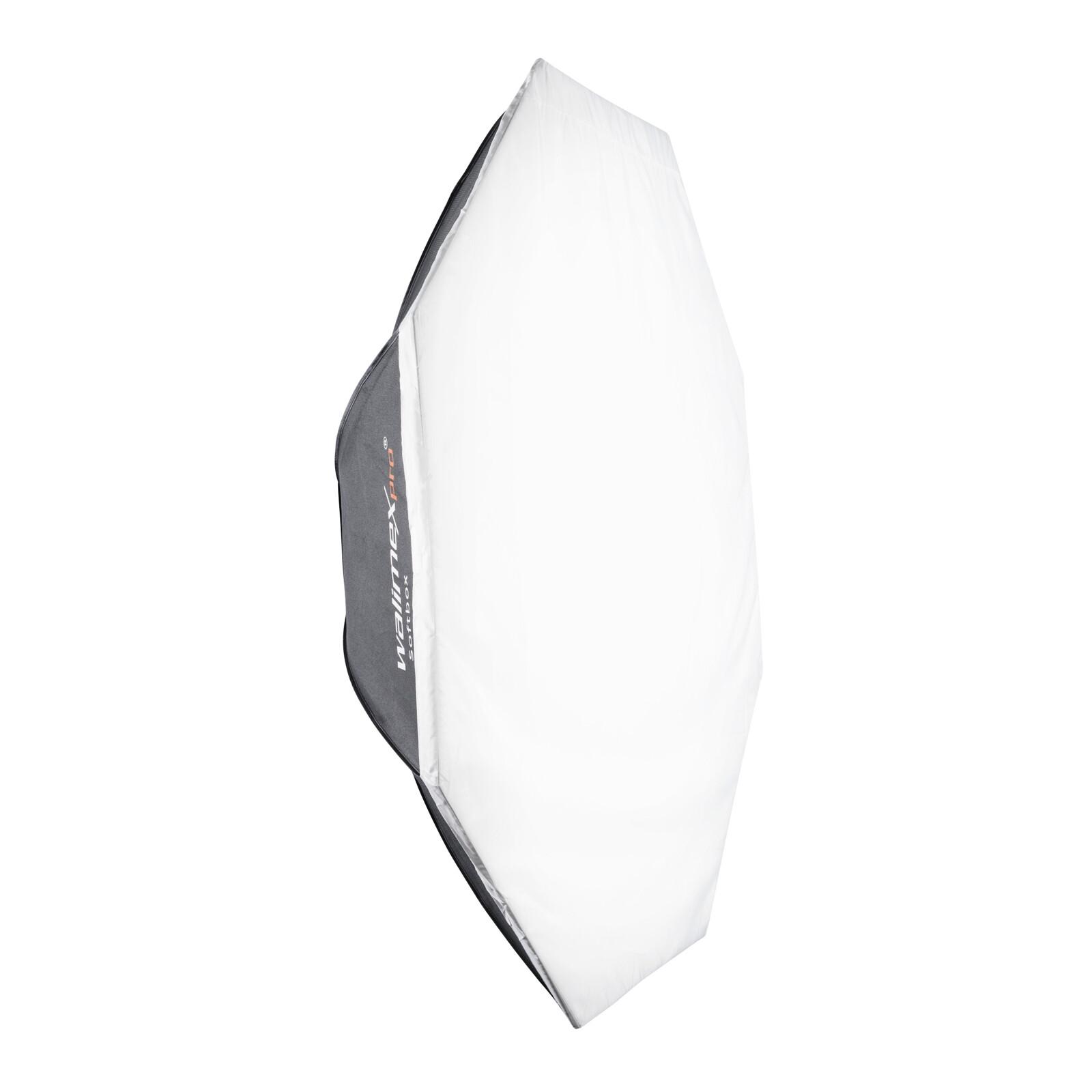 walimex pro Octagon Softbox Ø140cm für Elinchrom
