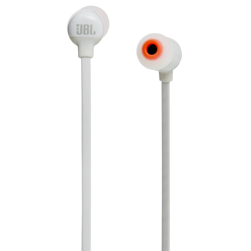 JBL T110BT Wireless In-Ear Kopfhörer Weiß