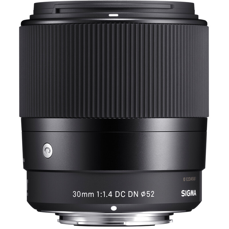 Sigma 30/1,4 DC DN L-Mount + UV Filter