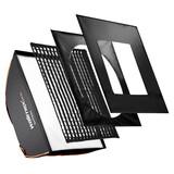 walimex pro Softbox PLUS OL 60x90cm Hensel EH