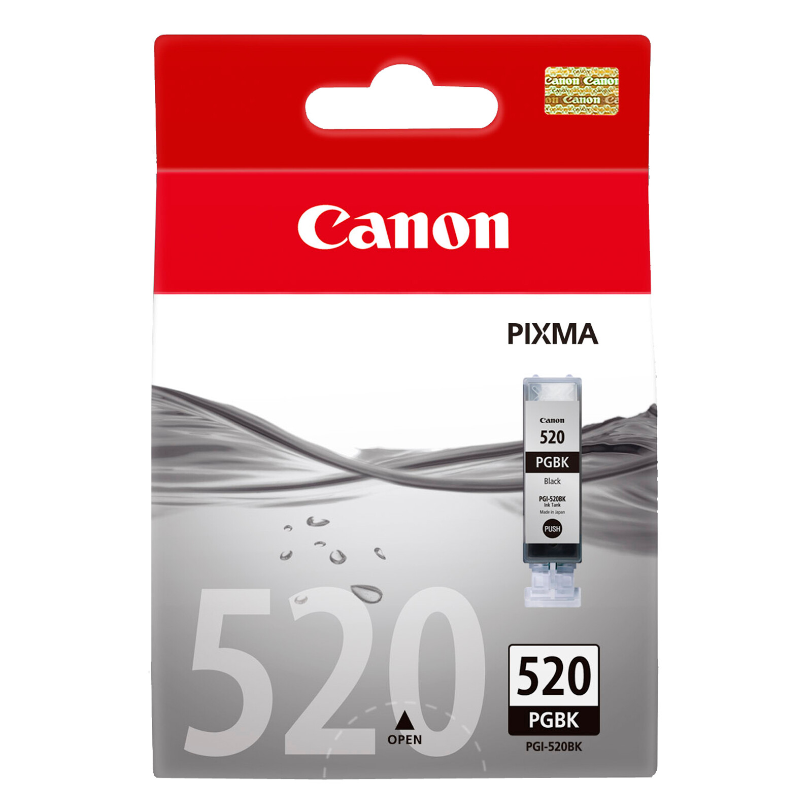 Canon PGI-520BK Tinte black 19ml