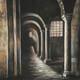 walimex pro Motiv-Stoffhintergrund 'Gothic', 3x6m