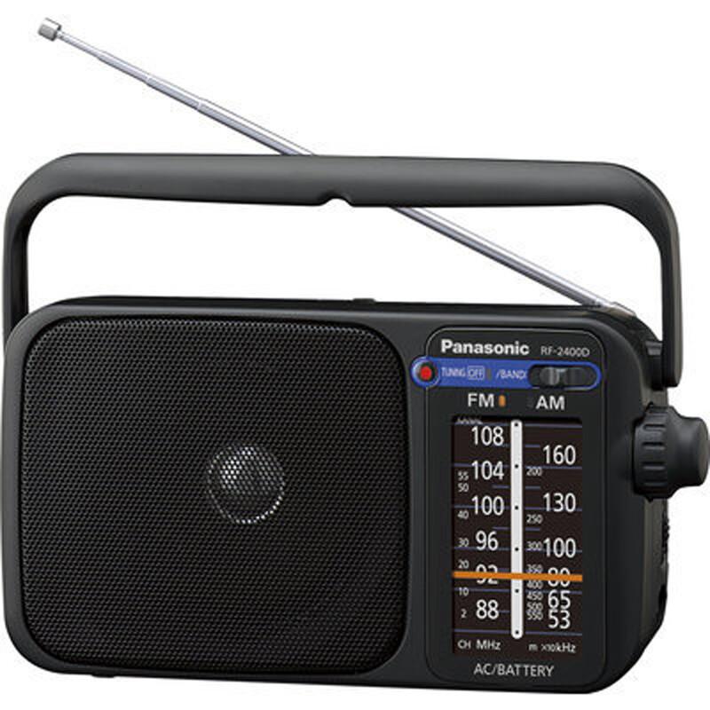 Panasonic RF-2400DEG-K Radio
