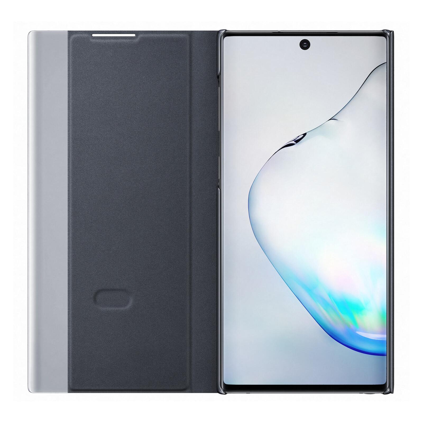 Samsung Book Tasche C-View Galaxy Note10 schwarz