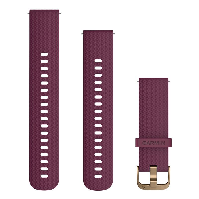Garmin Uhrenarmband Vivomove 20mm Silikon