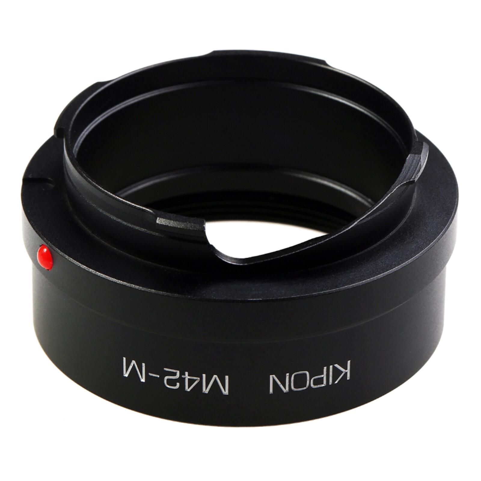 Kipon Adapter für M42 auf Leica M