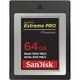 San CF 64GB Extr. Pro Express 1500MB/s Doppelpack