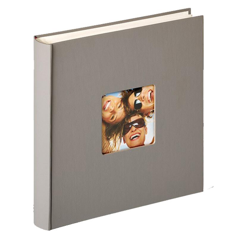 Album FA-208 30x30 100S Fun Grau