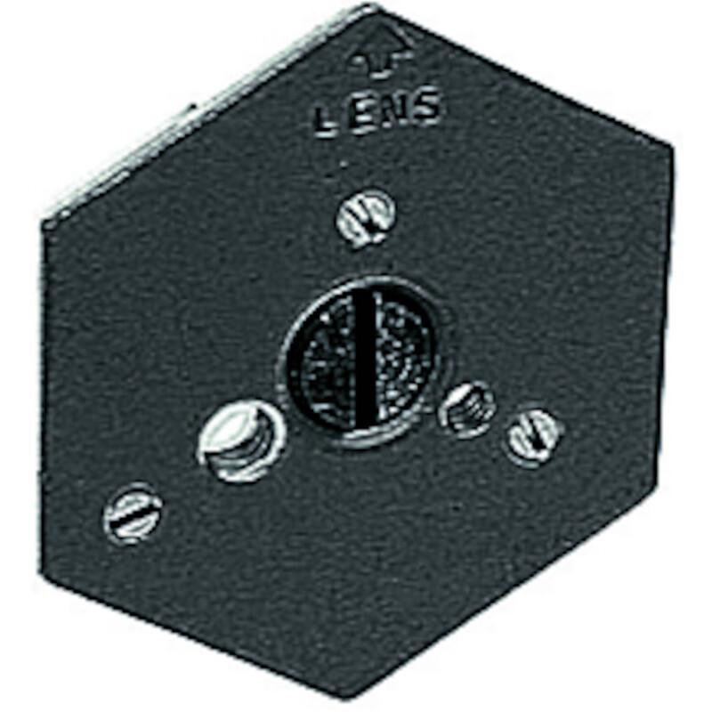 Manfrotto 130-38 Schnellwechselplatte