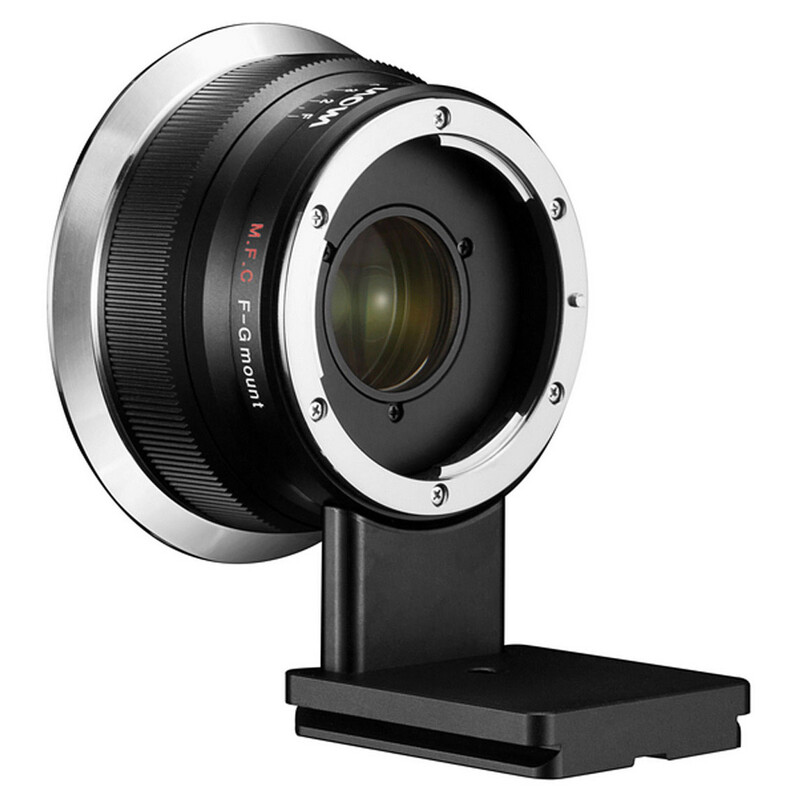 LAOWA Magic Format Converter  Canon EF - Fuji G