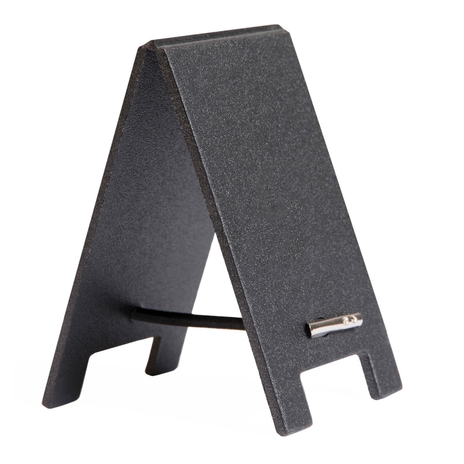 Securit Mini Sandwichboards 5er schwarz inkl. Kreidestift