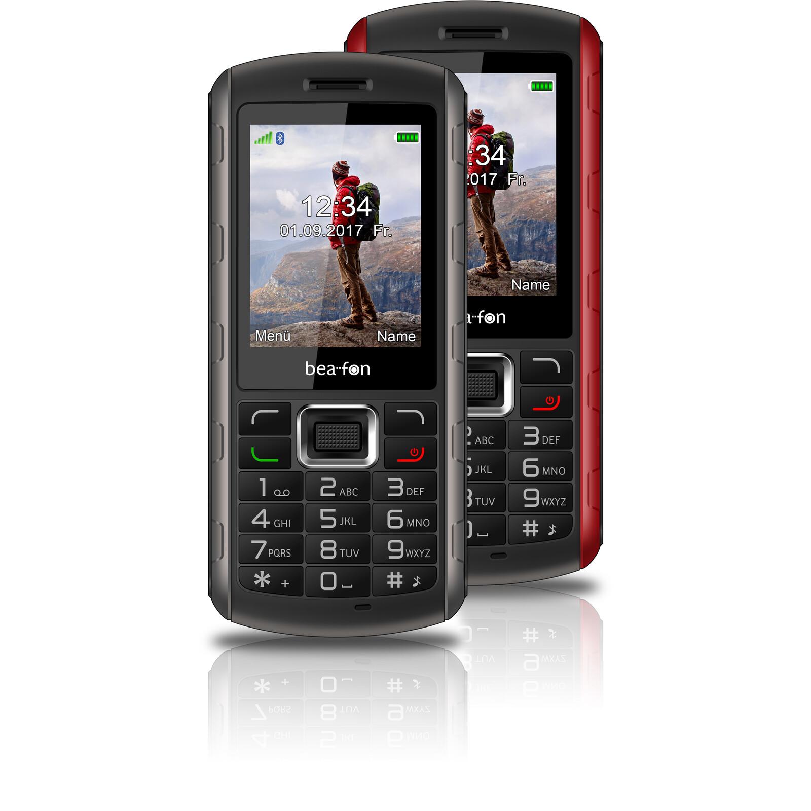 Beafon AL560 black red Outdoor