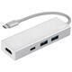 Hama 135756 USB 3.1 Hub/HDMI