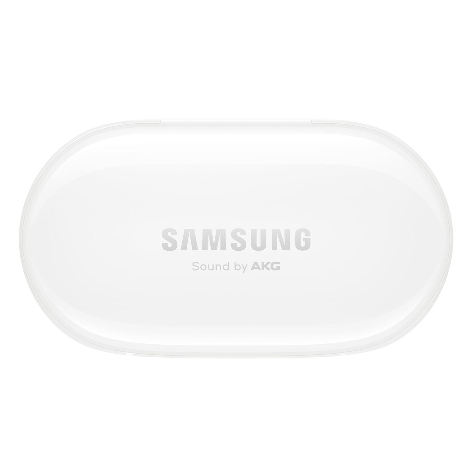 Samsung Galaxy Buds+ Weiss