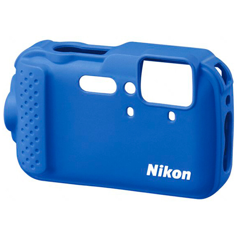 Nikon AW120 Jacket blue
