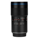 LAOWA 100/2,8 2:1 Ultra Macro APO Canon EF + UV Filter