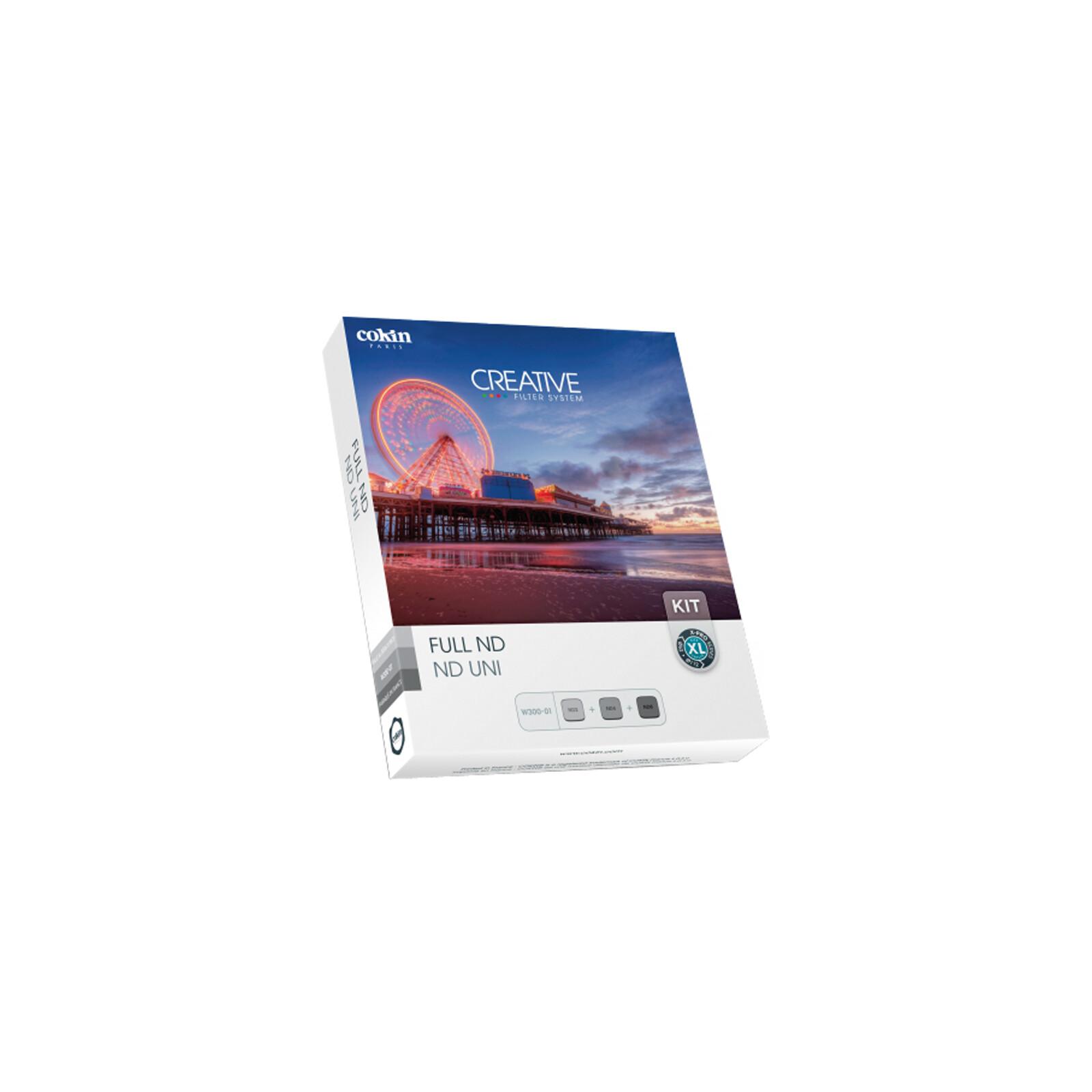 Cokin W300-01 Grau ND Set X-Serie