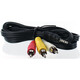 AGI 37063 Audio/Videokabel Canon Legria HF R606