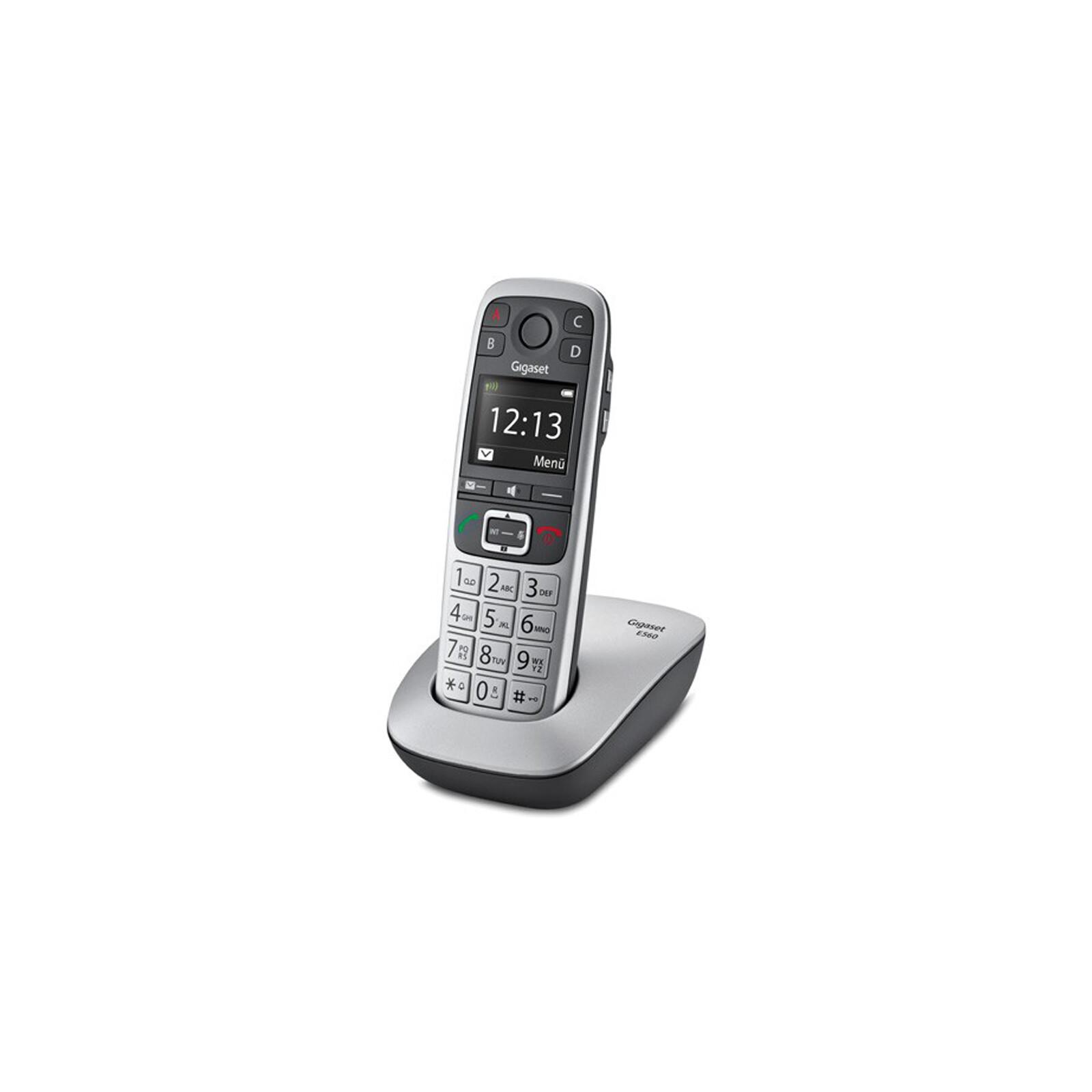 Gigaset E560 Schnurlos Großtastentelefon