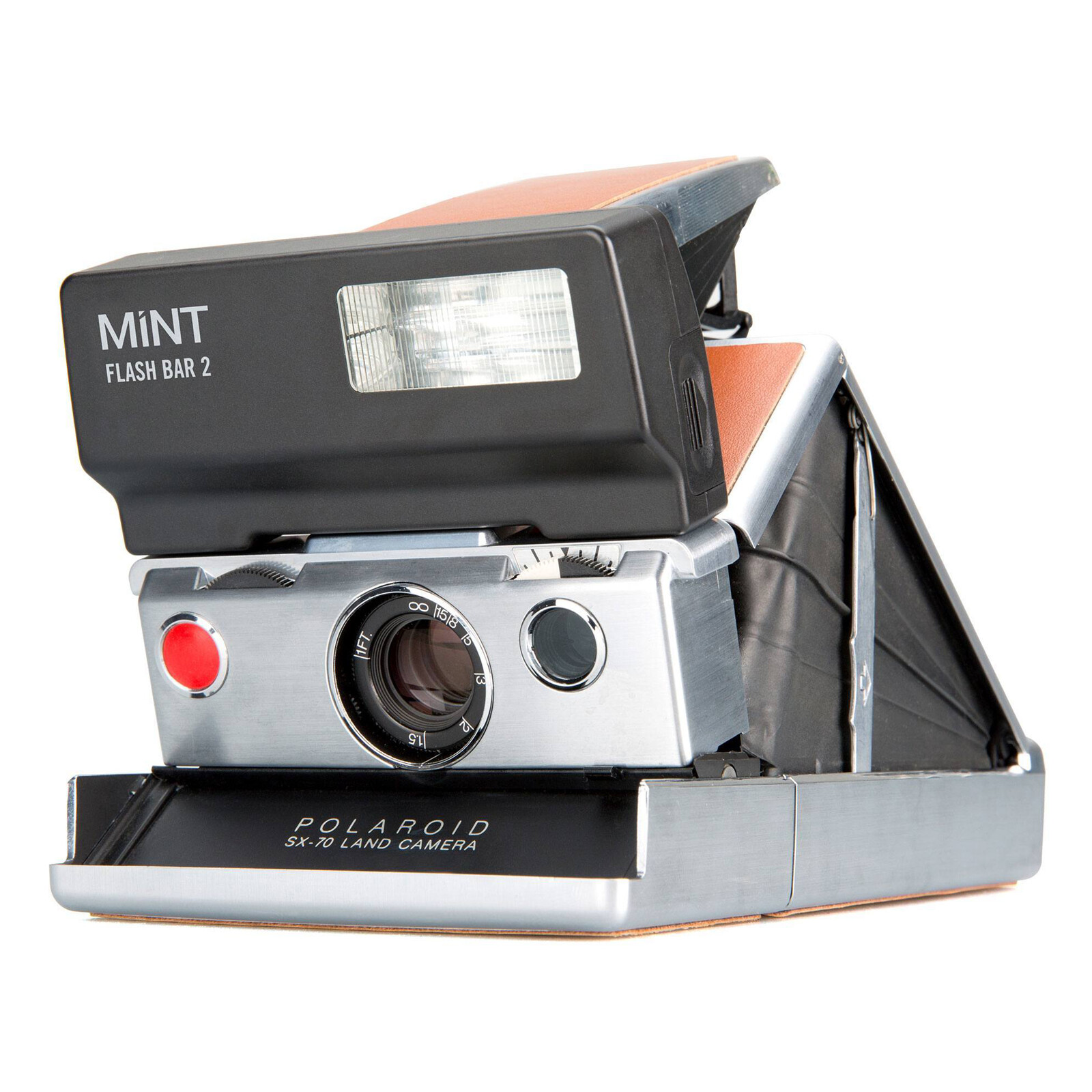 Polaroid SX-70 Flashbar