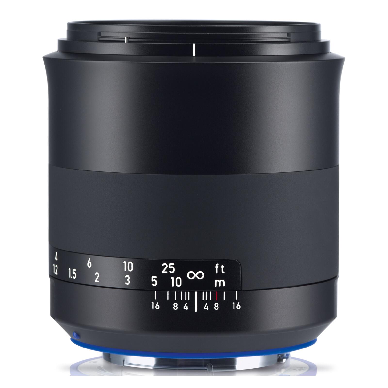 Zeiss Milvus 50/1,4 ZE Canon + UV Filter