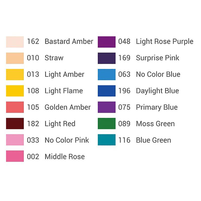 GODOX Color gels kit für S30