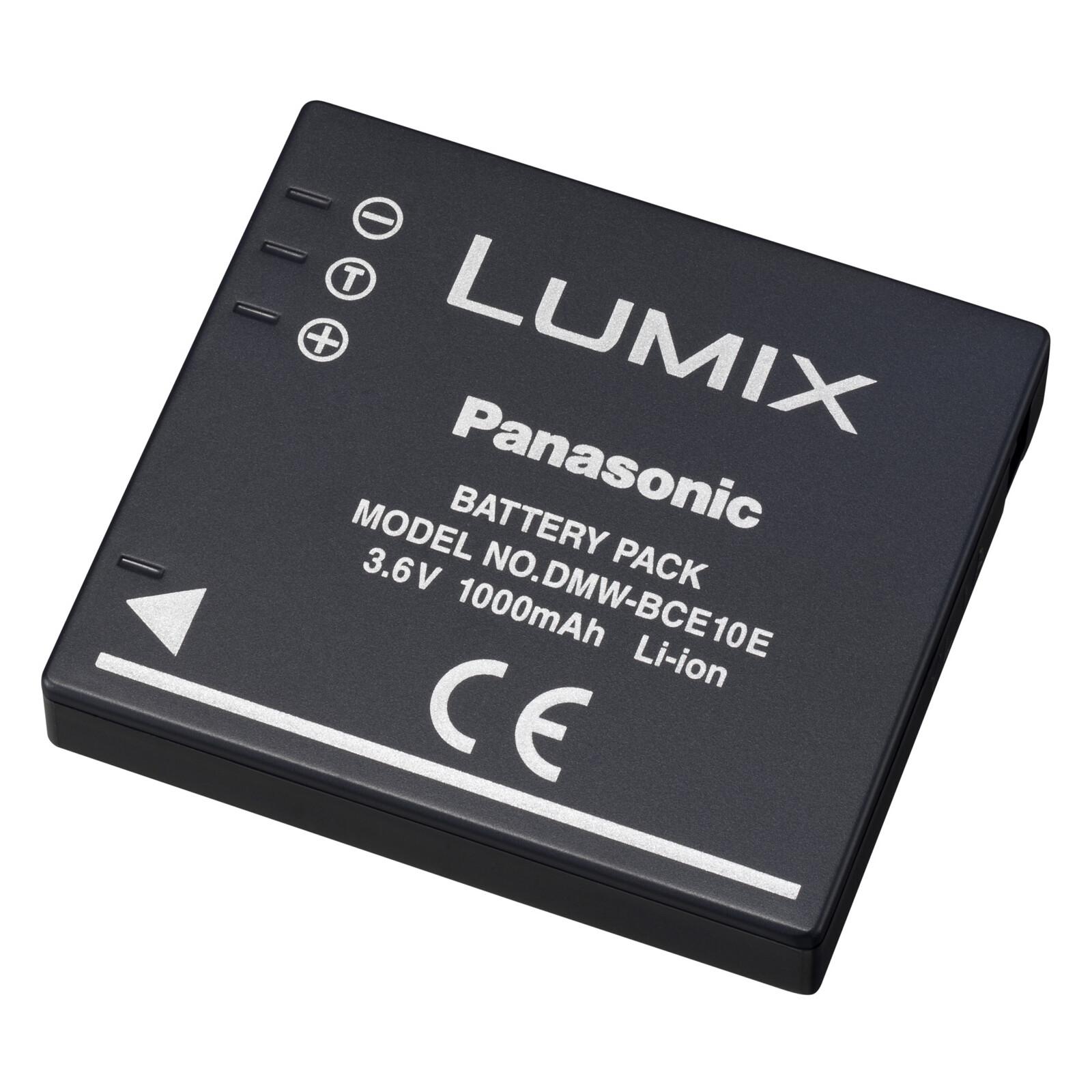 Panasonic Original Akku DMW-BCE10E